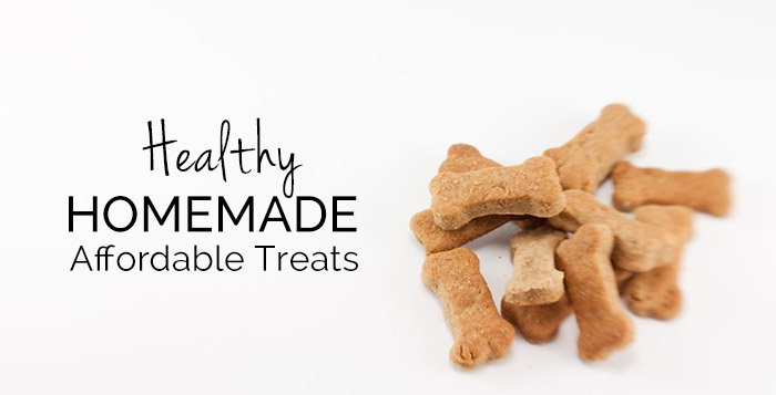 Healthy, homemade and affordable treats