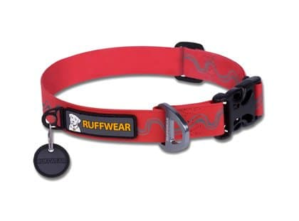 Headwater Collar In Red