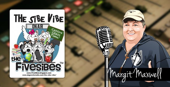 Margit Maxwell, the Sibe Vibe radio
